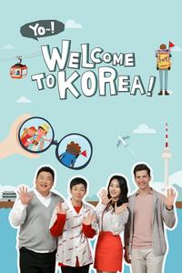 YO~! WELCOME TO KOREA!