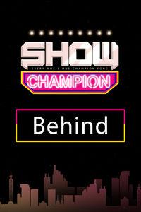 SHOW CHAMPION Behind